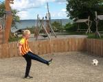 Vikingelegeplads Lundeborg - fodboldbane